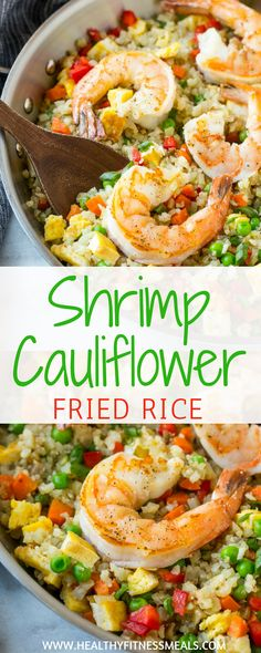 Cauliflower | Cauliflower rice | Cauliflower fried rice | Fried rice | Healthy Fried rice | Shrimp recipe | Cauliflower Recipe | Fried rice recipe | Asian food | Asian recipe | #Cauliflower #friedrice # asianfood  #lowcarb