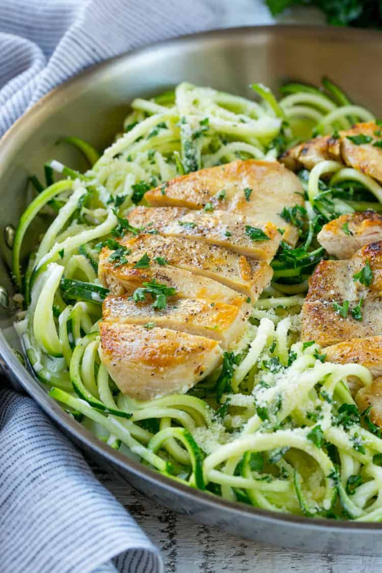 a low carb meal thats ready in under 30 minutes