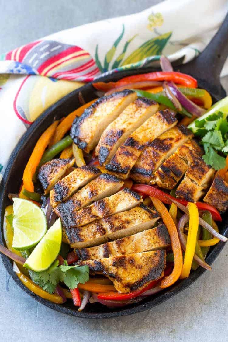 healthy mexican Chicken recipe