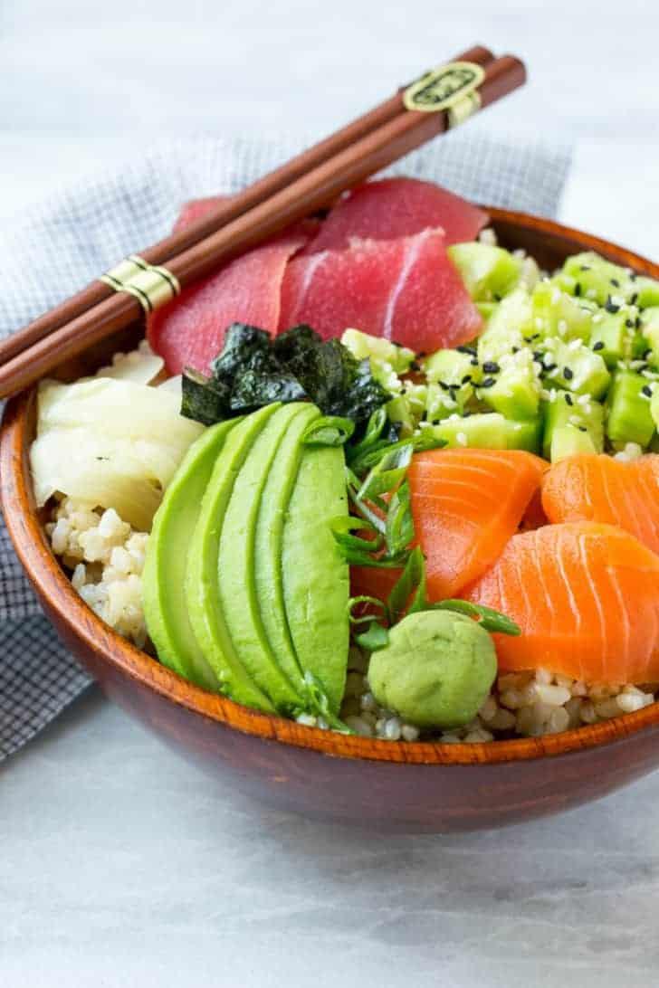 simple asian sushi recipe