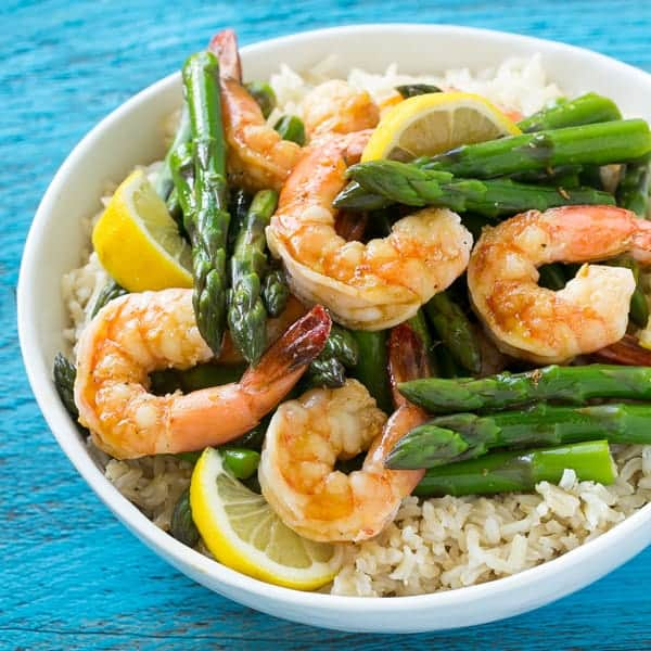 asparagus recipe