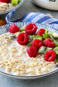 Protein Overnight Oats Recipe