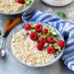 quick oatmeal recipe