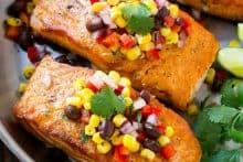 Southwestern Salmon