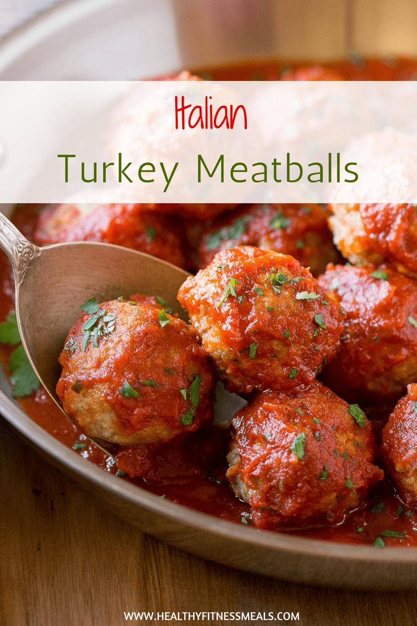Italian Turkey Meatballs | Turkey Recipe | Meatball recipe | Healthy meatball | #meatball #turkeyrecipe #healthyrecipe #healthymeal