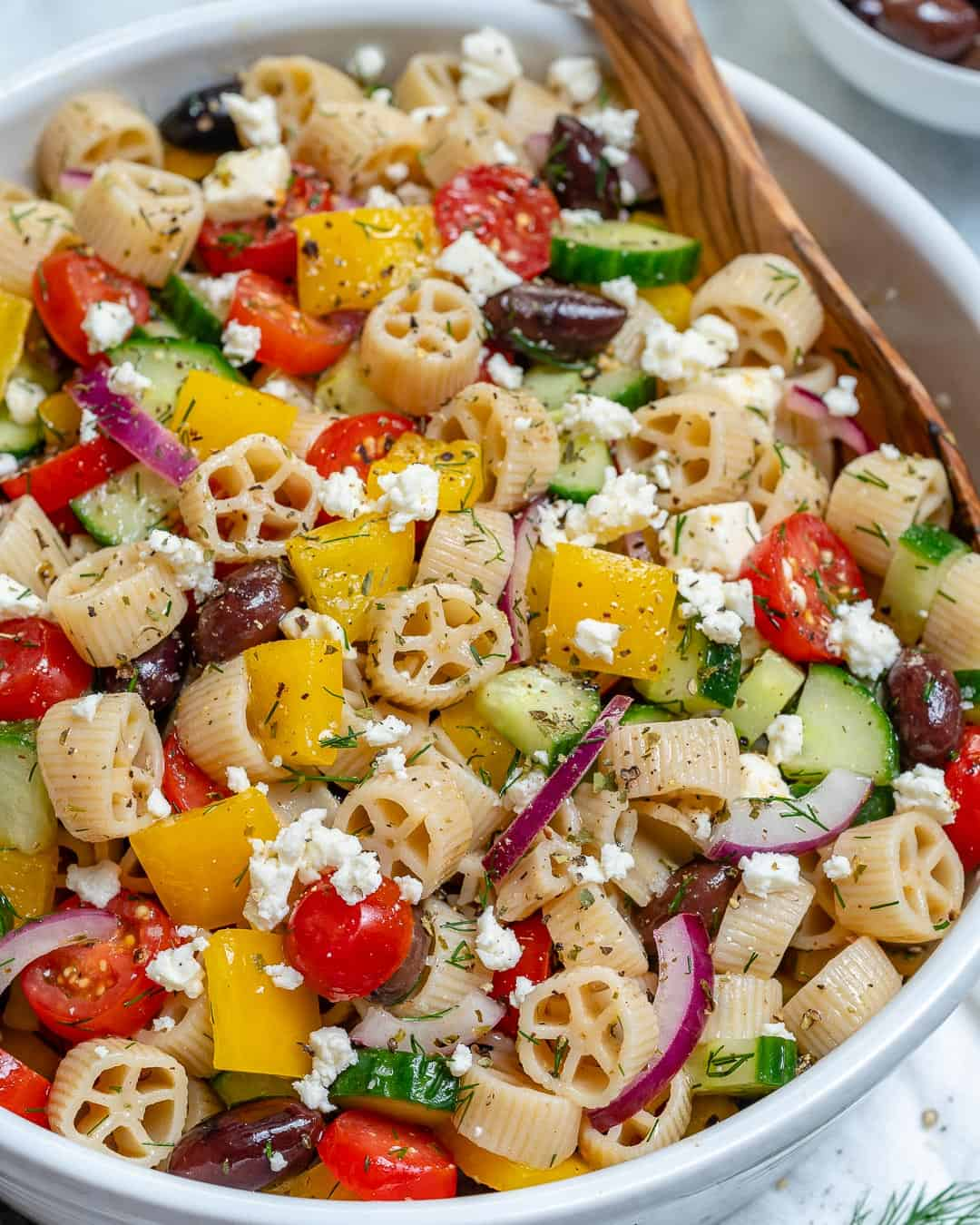 best greek salad recipe