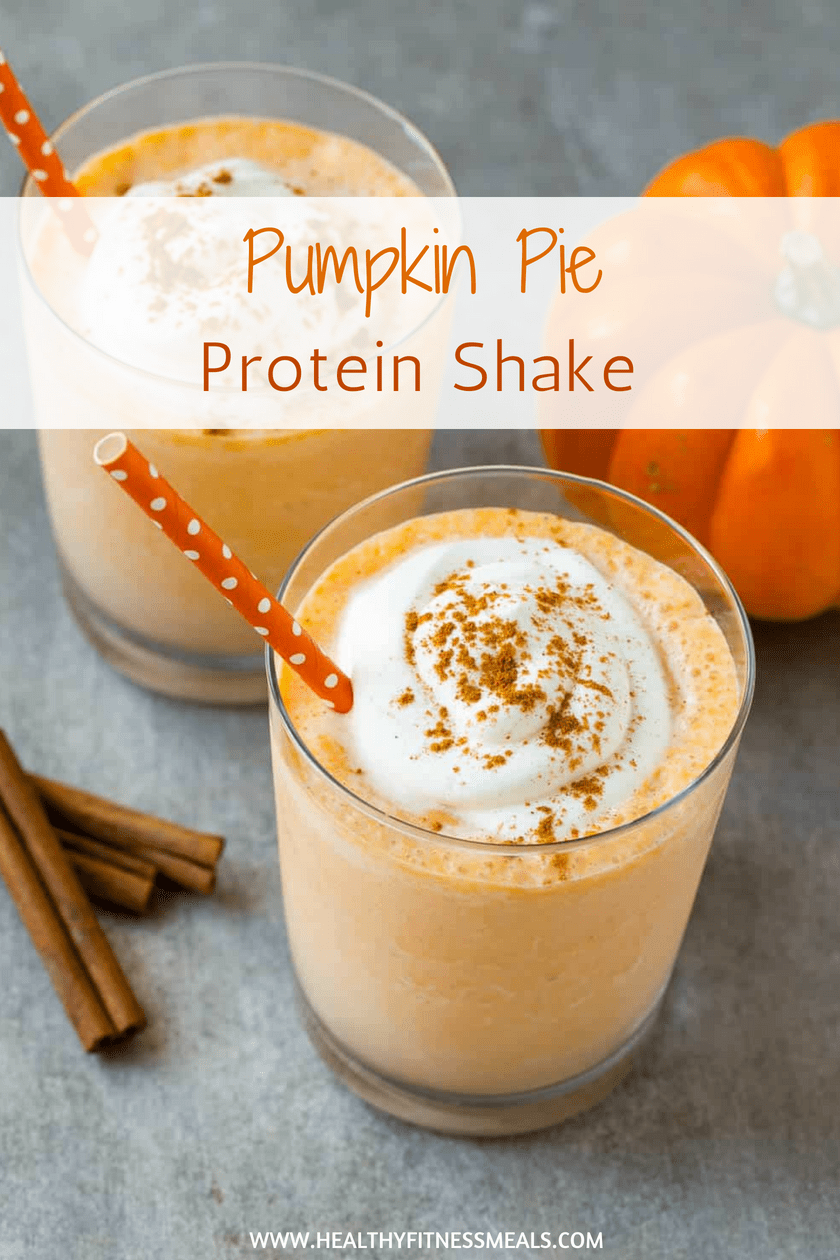 Pumpkin Pie Protein Shake | Pumpkin Pie Recipe | Pumpkin Pie Shake | Pumpkin Pie Smoothie | Pumpkin Smoothie Recipe | #pumpkinpie #pumpkinsmoothie #pumpkinrecipe