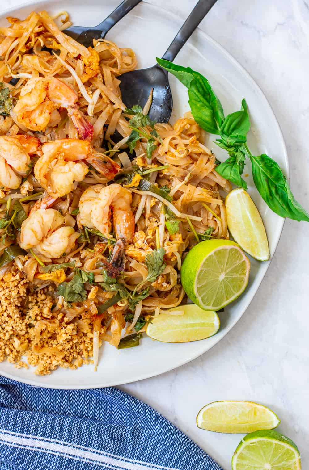 thai food recipe with shrimp