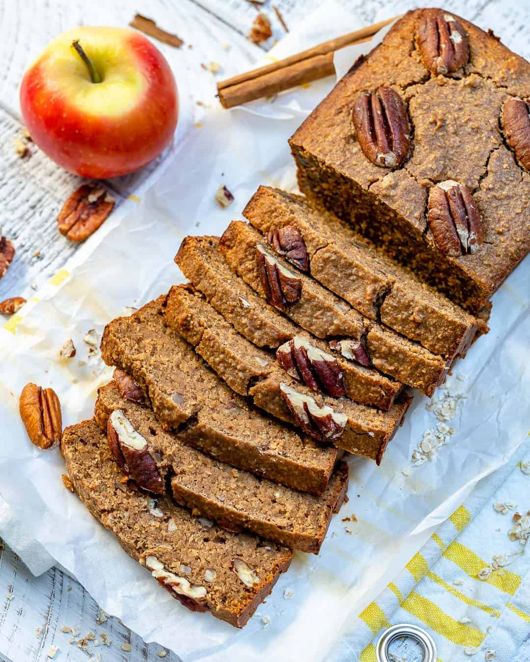 easy apple bread recipe