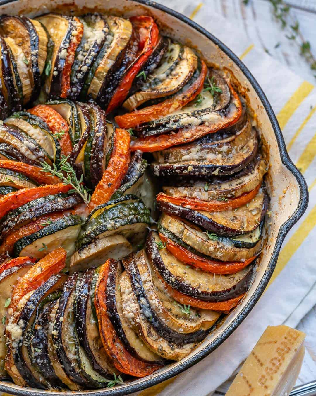 veggies ratatouille recipe