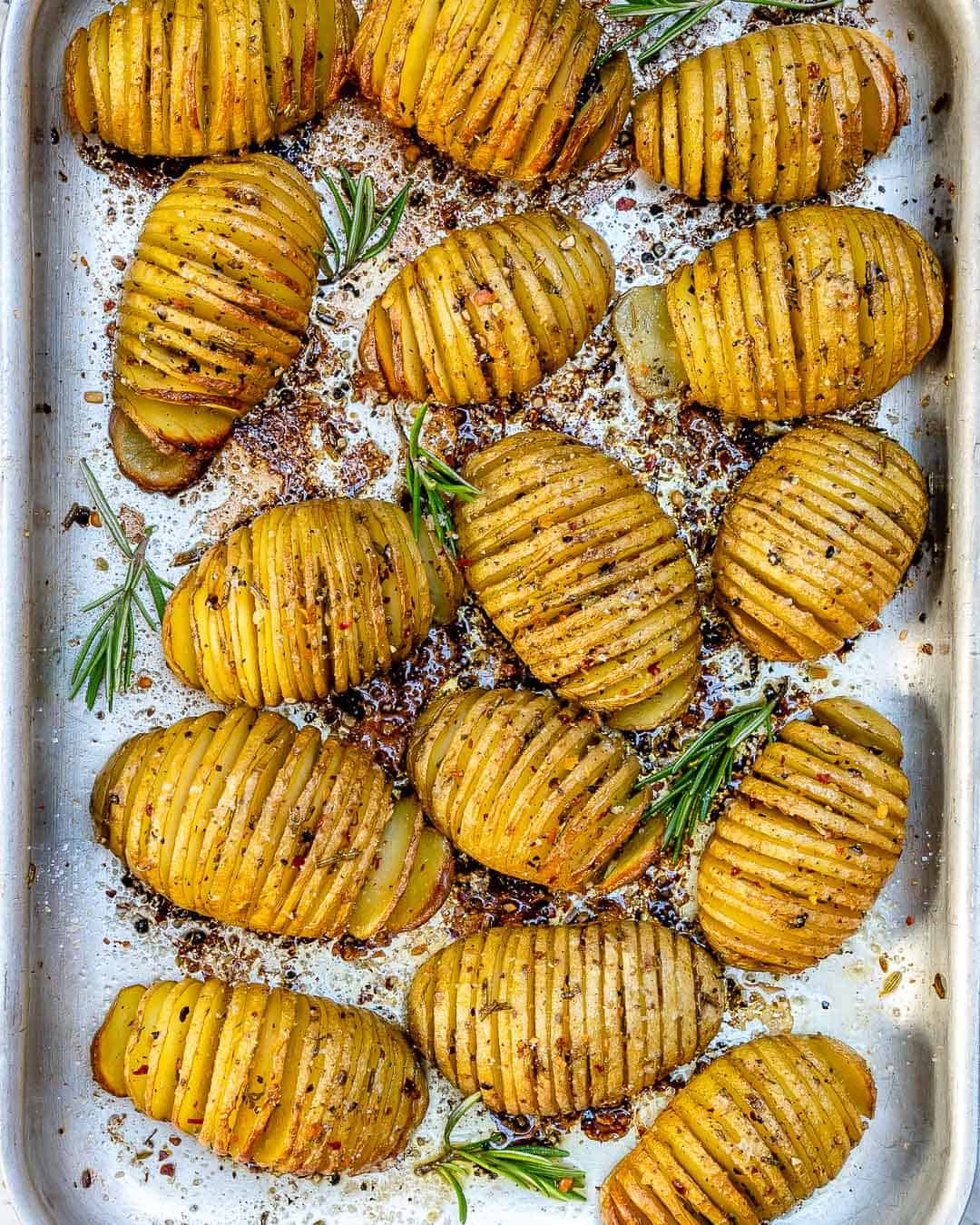 easy baked potatoes