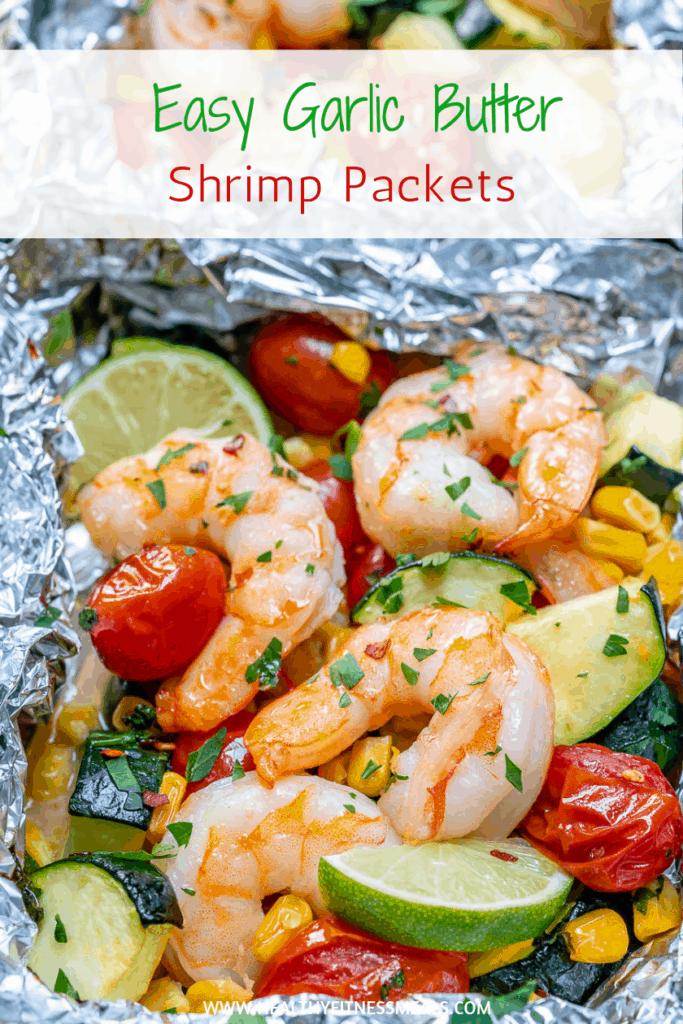 easy lemon garlic shrimp recipe