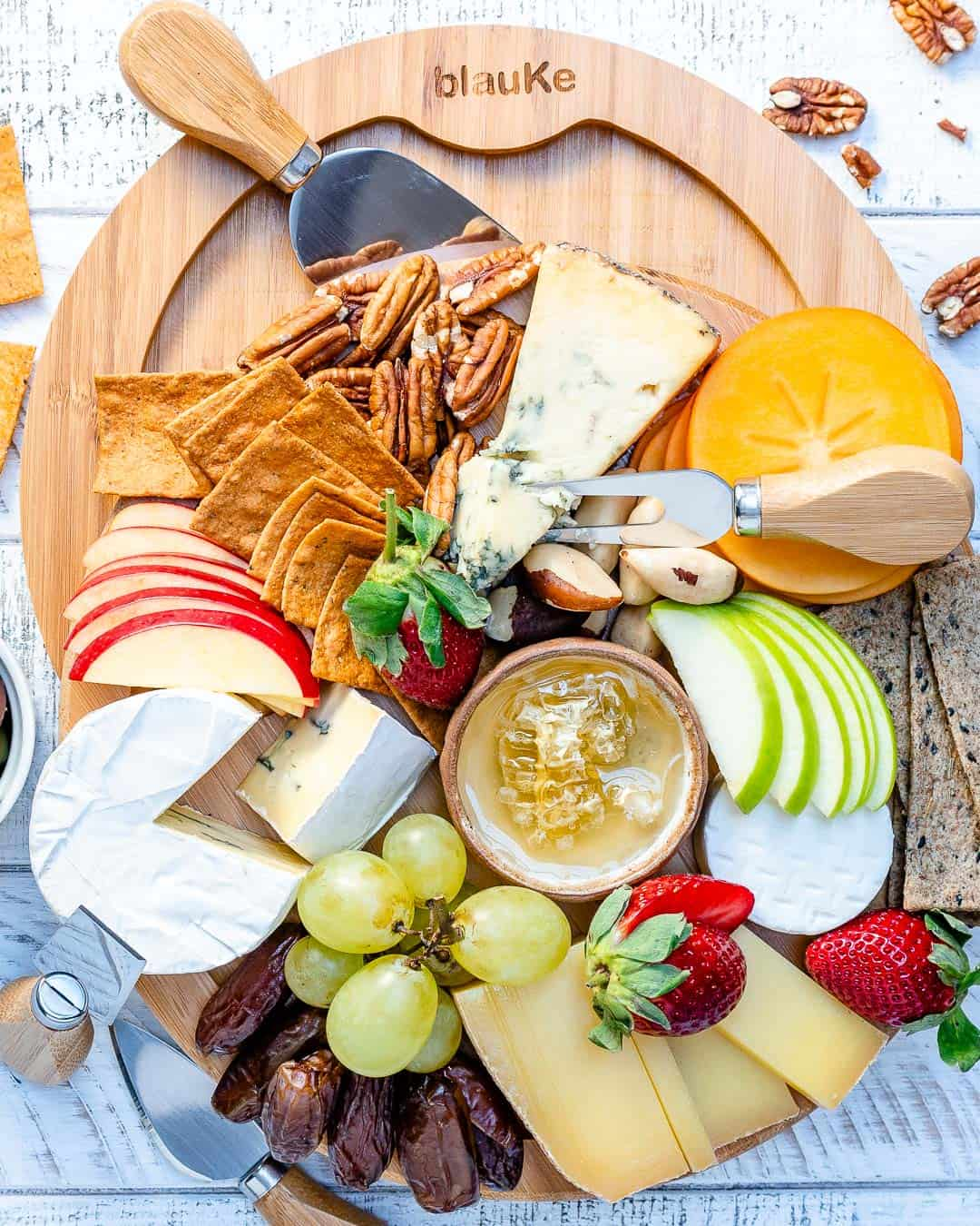 Best Cheese Board on table