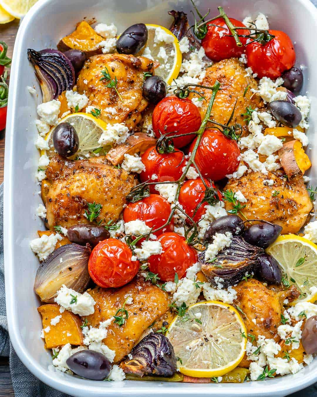 easy low carb greek chicken recipe