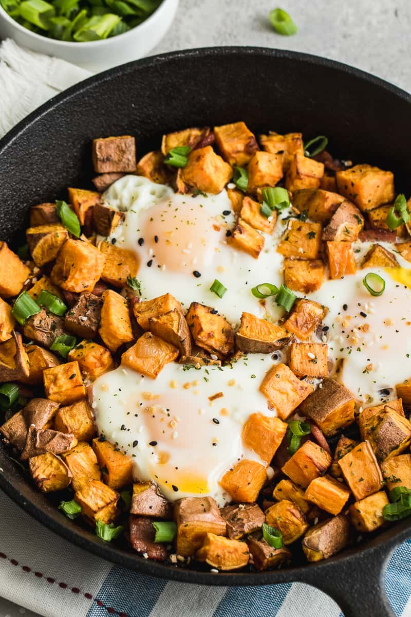 sweet potato breakfast recipe