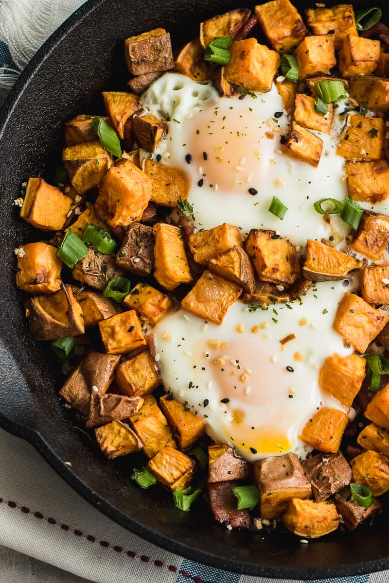 paleo sweet potato breakfast