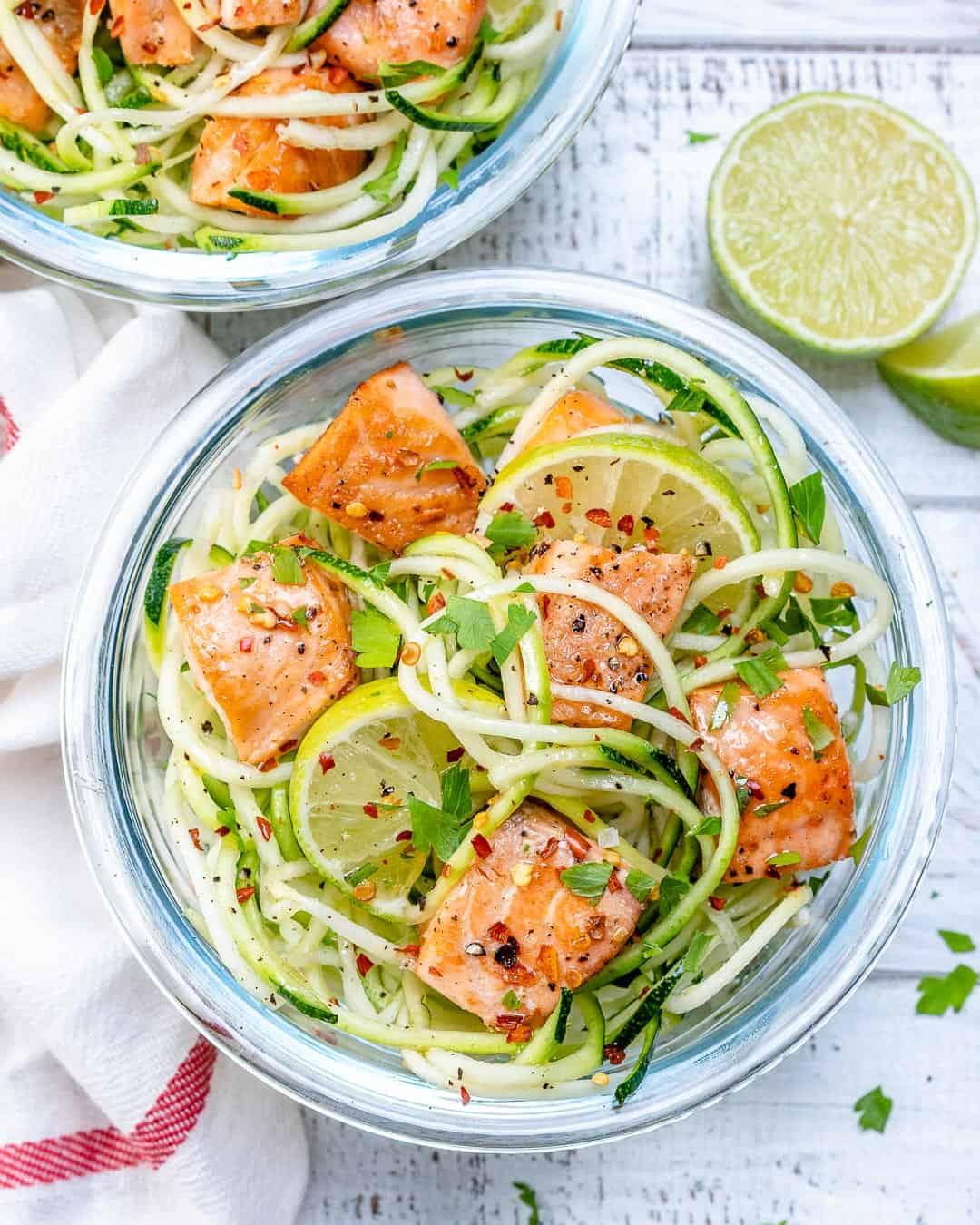 best salmon with veggies