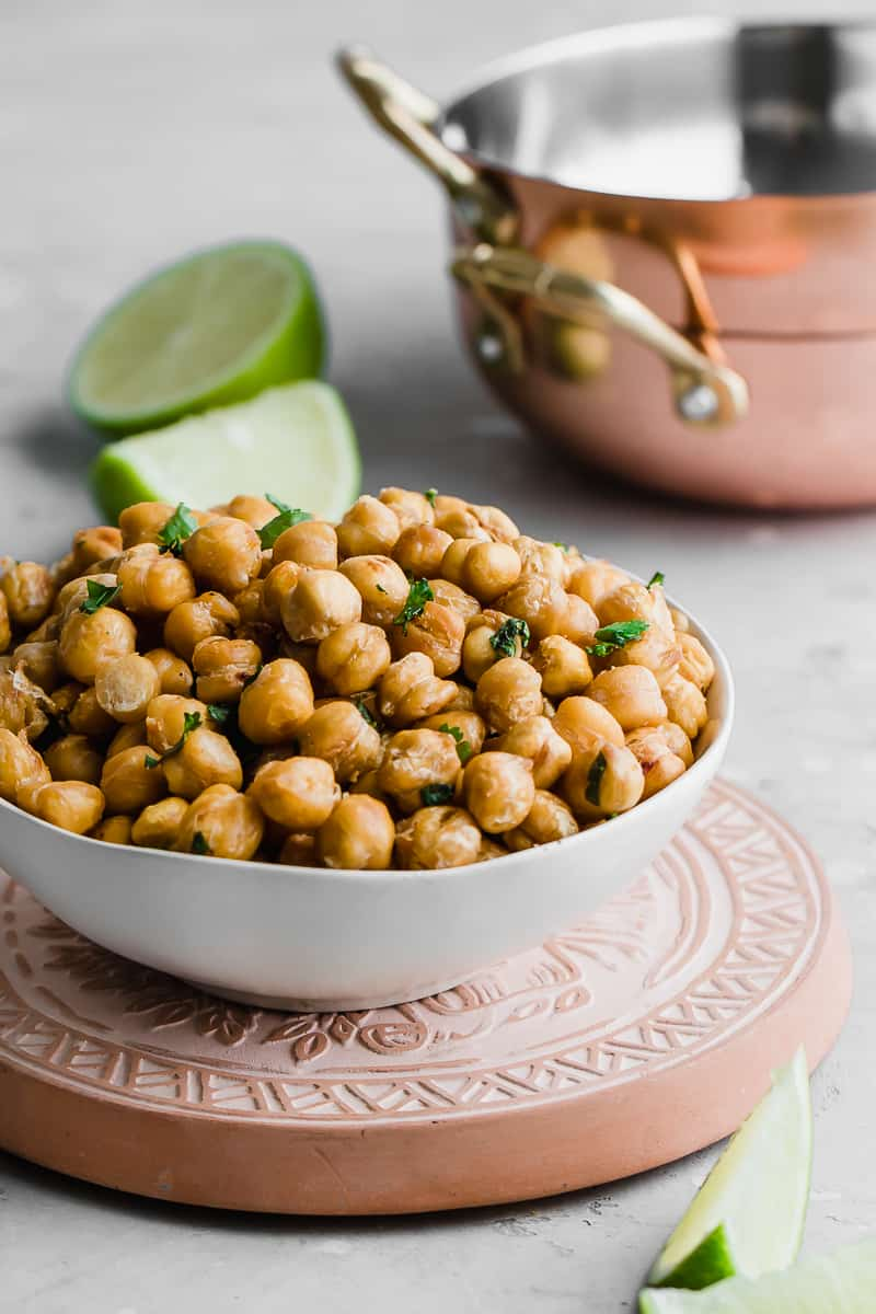 easy chickpeas