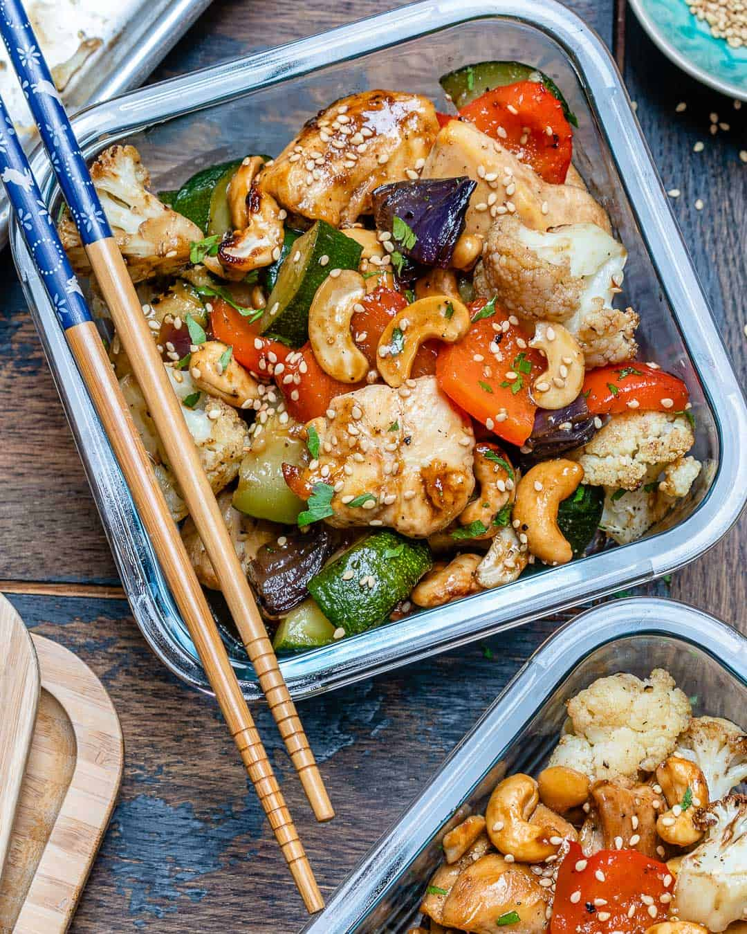 Baked Cashew Chicken Better Than Take Out Healthy