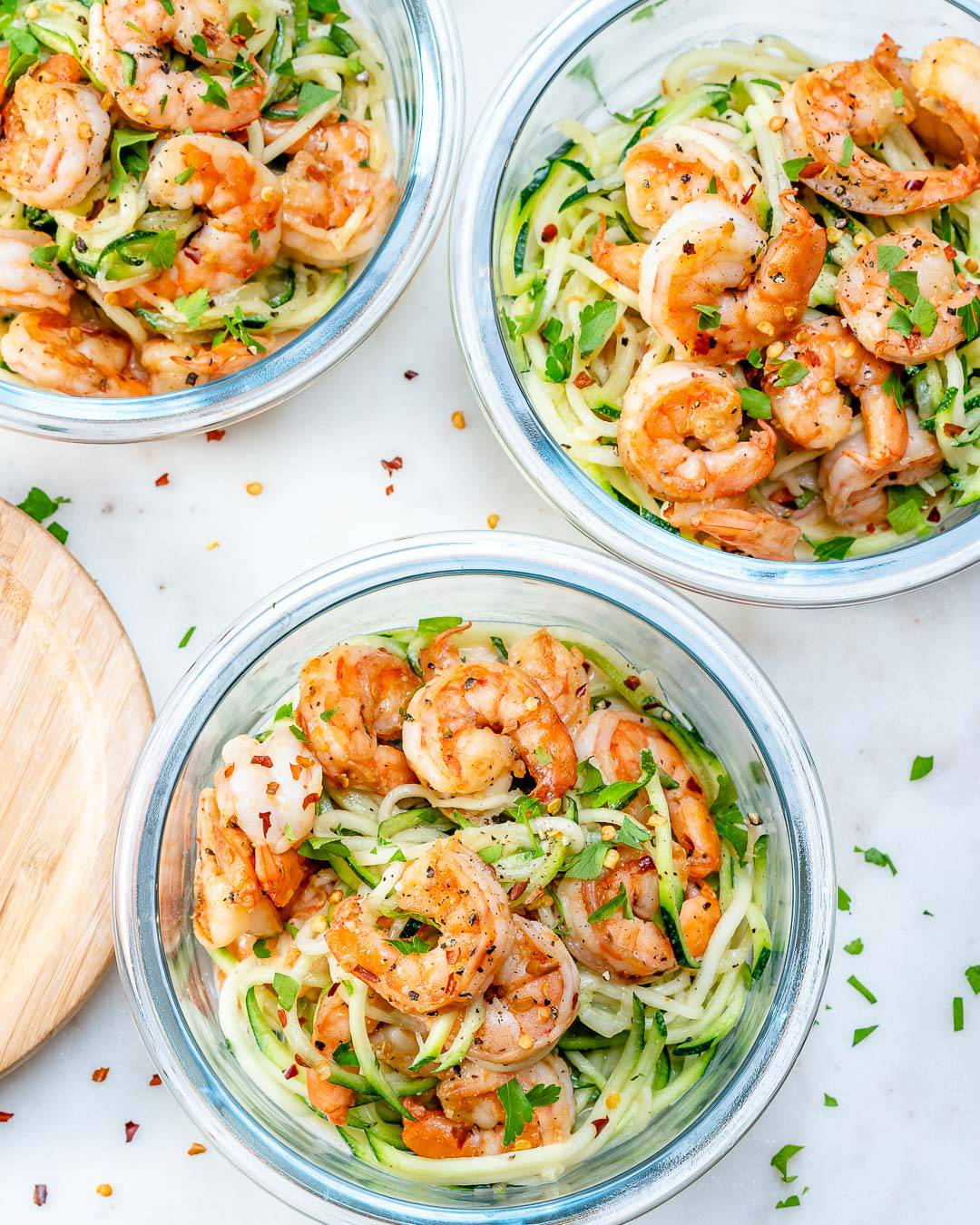 healthy shrimp dinner recipe