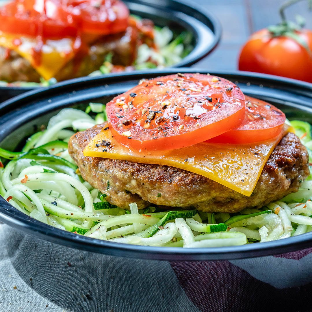 easy turkey recipe with zoodles