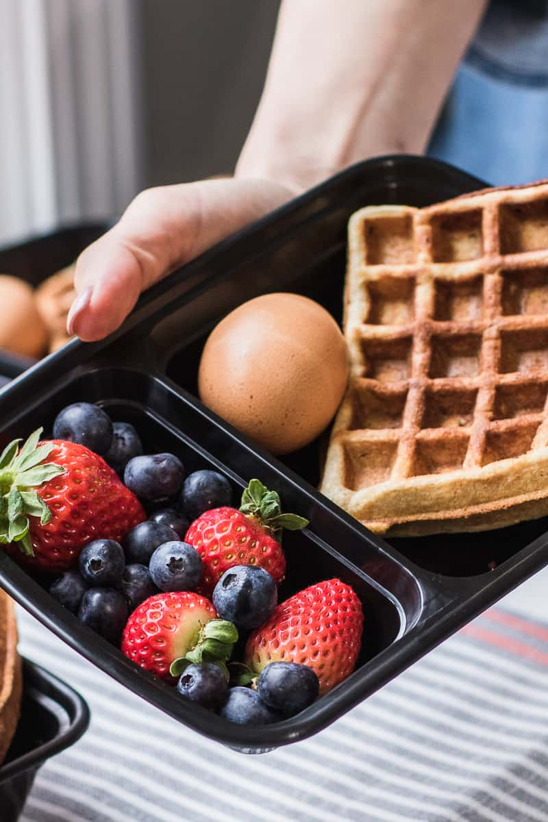 paleo waffle recipe