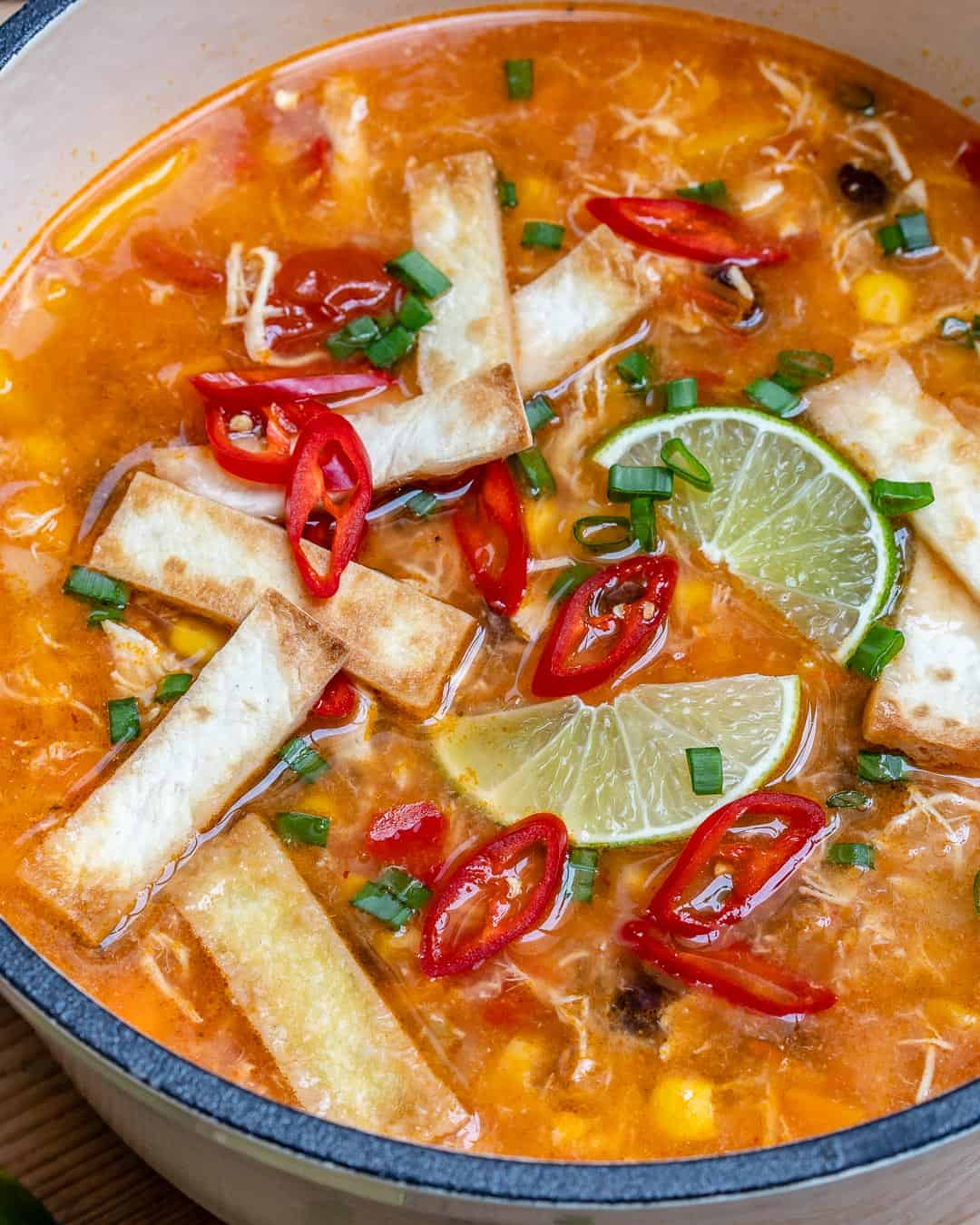 best chicken chili soup