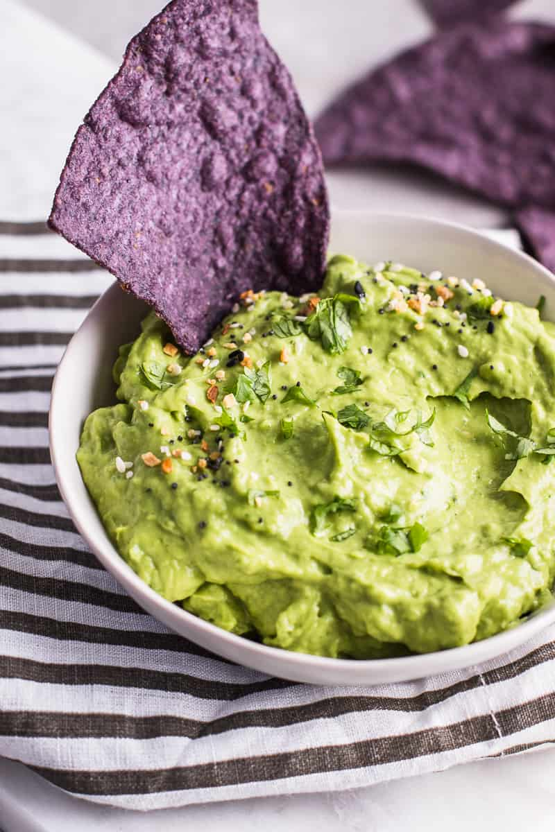 Easy Spicy Guacamole Recipe Healthy Fitness Meals