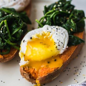 sweet potato breakfast recipe