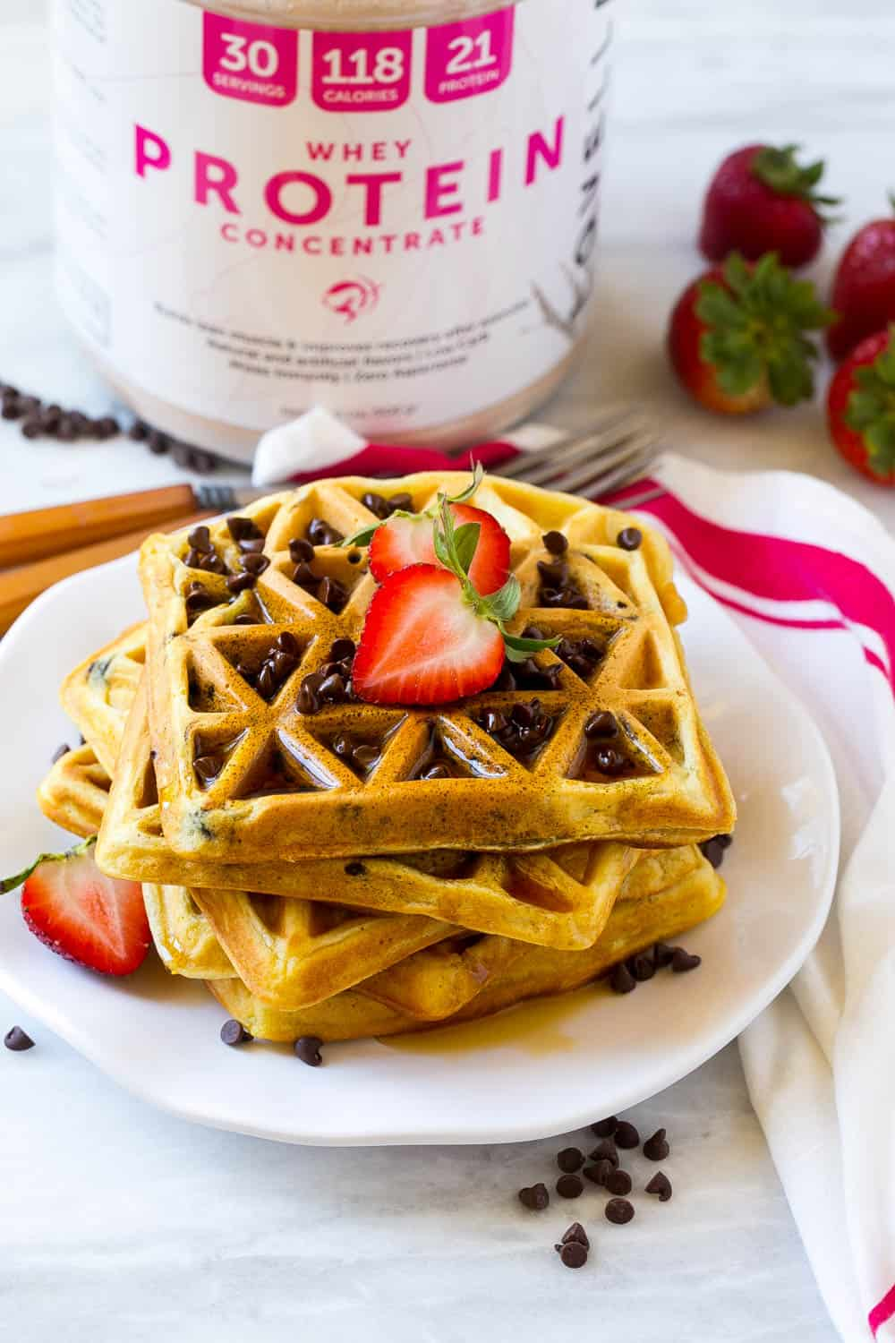low carb waffles recipe
