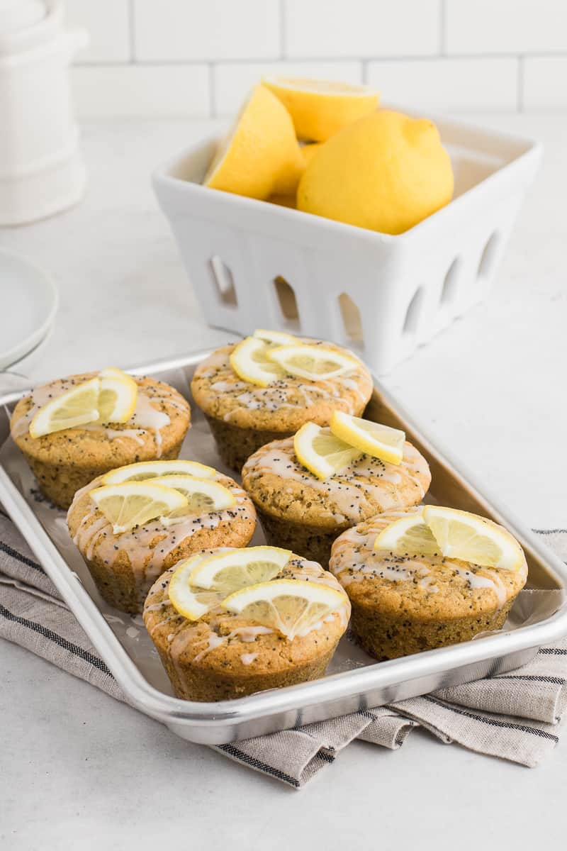 easy poppy seed muffins recipe