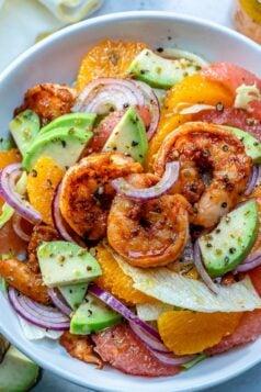 easy to make shrimp salad recipe