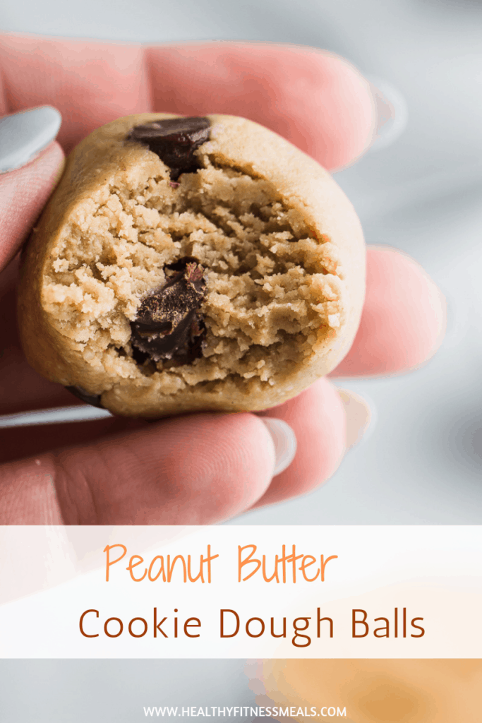 no bake and easy to make peanut butter balls