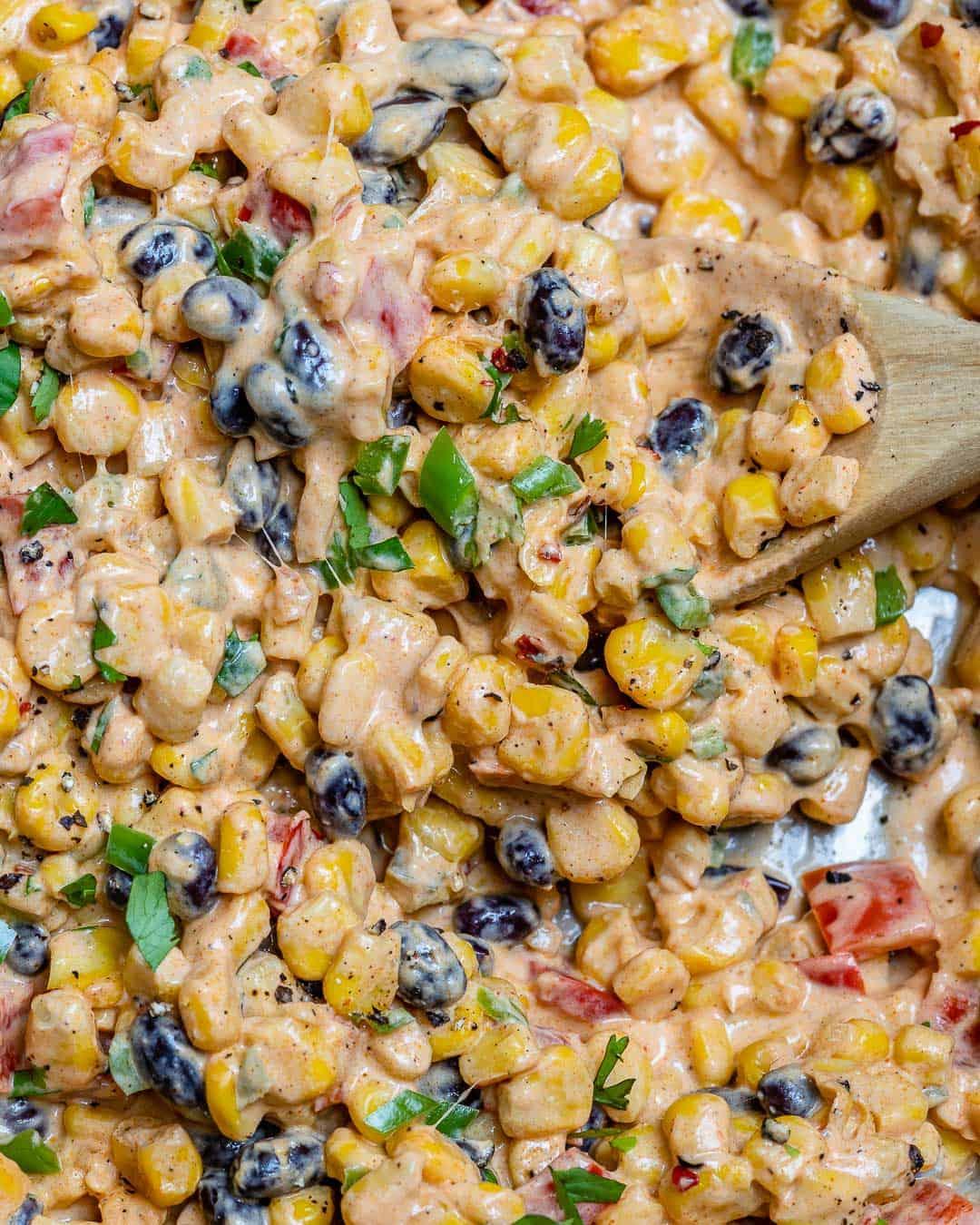 creamed corn mexican salad recipe