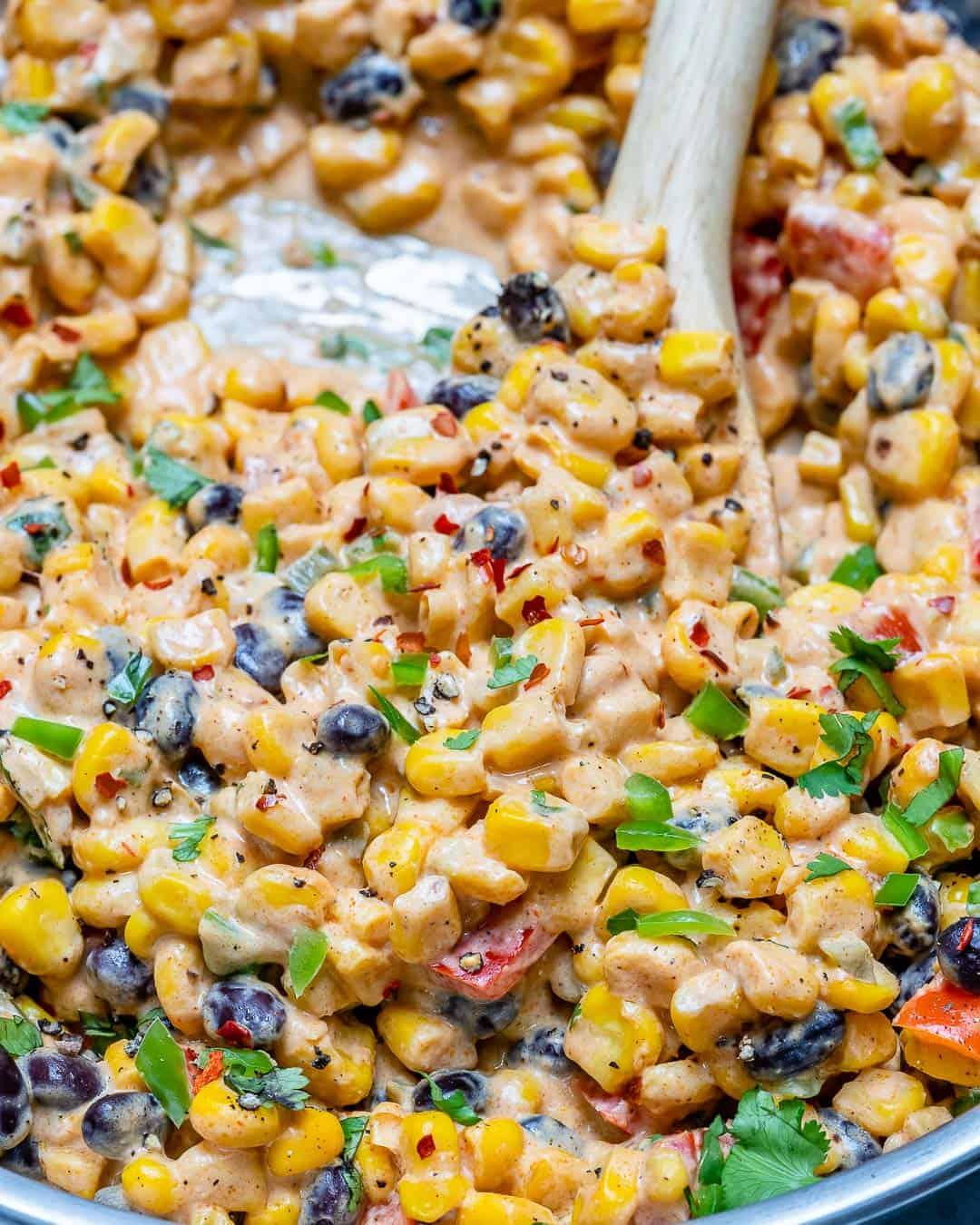 corn off the cob salad recipe