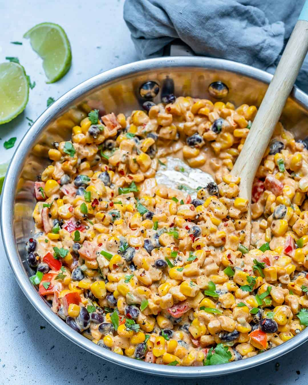 Creamy Corn Salad Recipe Easy