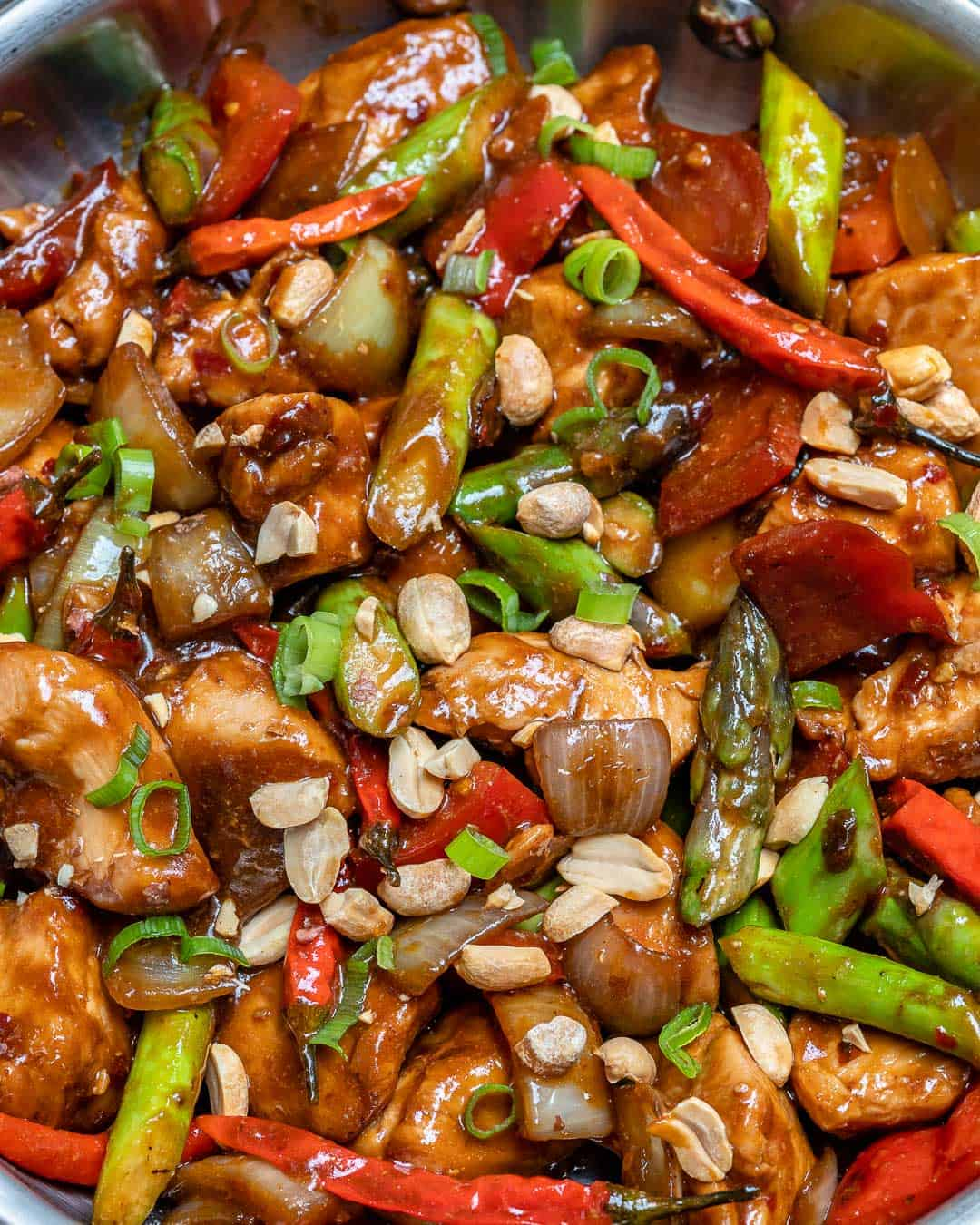 sweet and tangy chinese chicken recipe