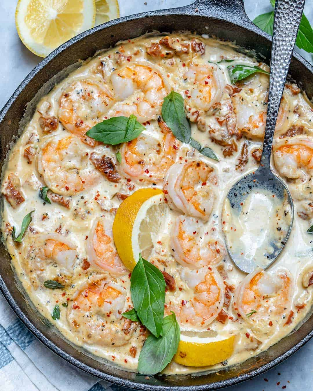 tuscan shrimp