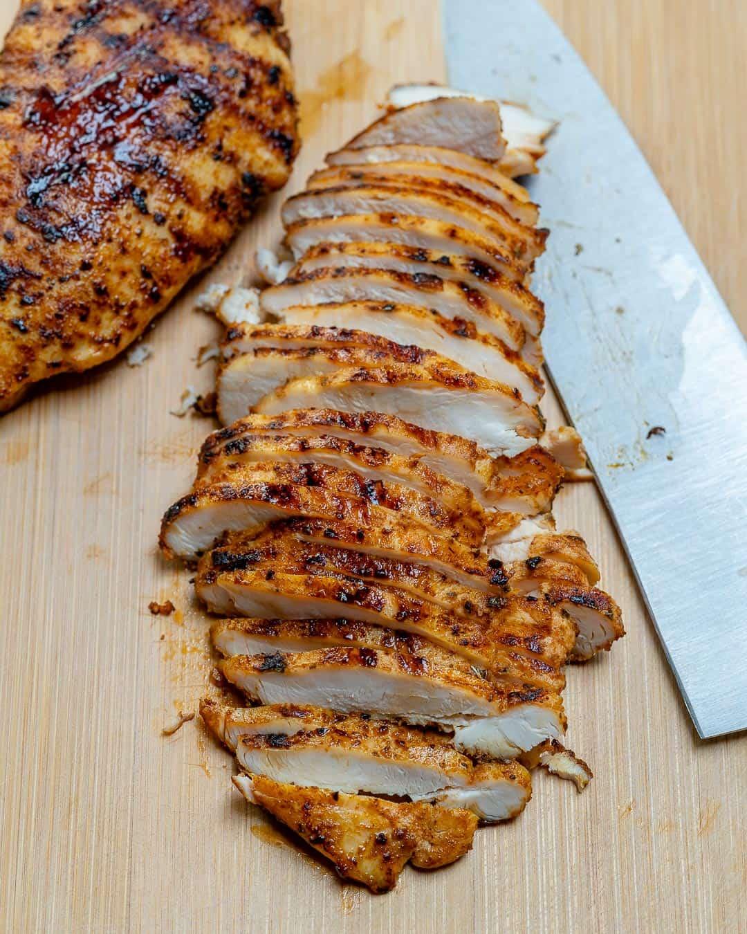 grilled  chicken seasoning