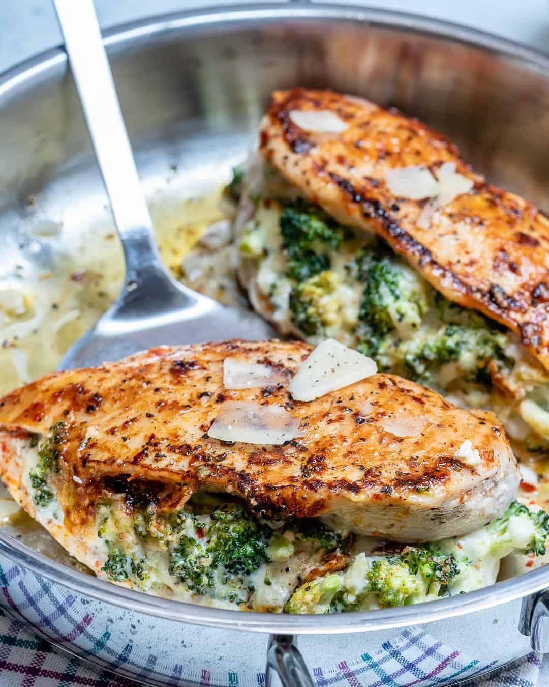 broccoli and chicken recipe