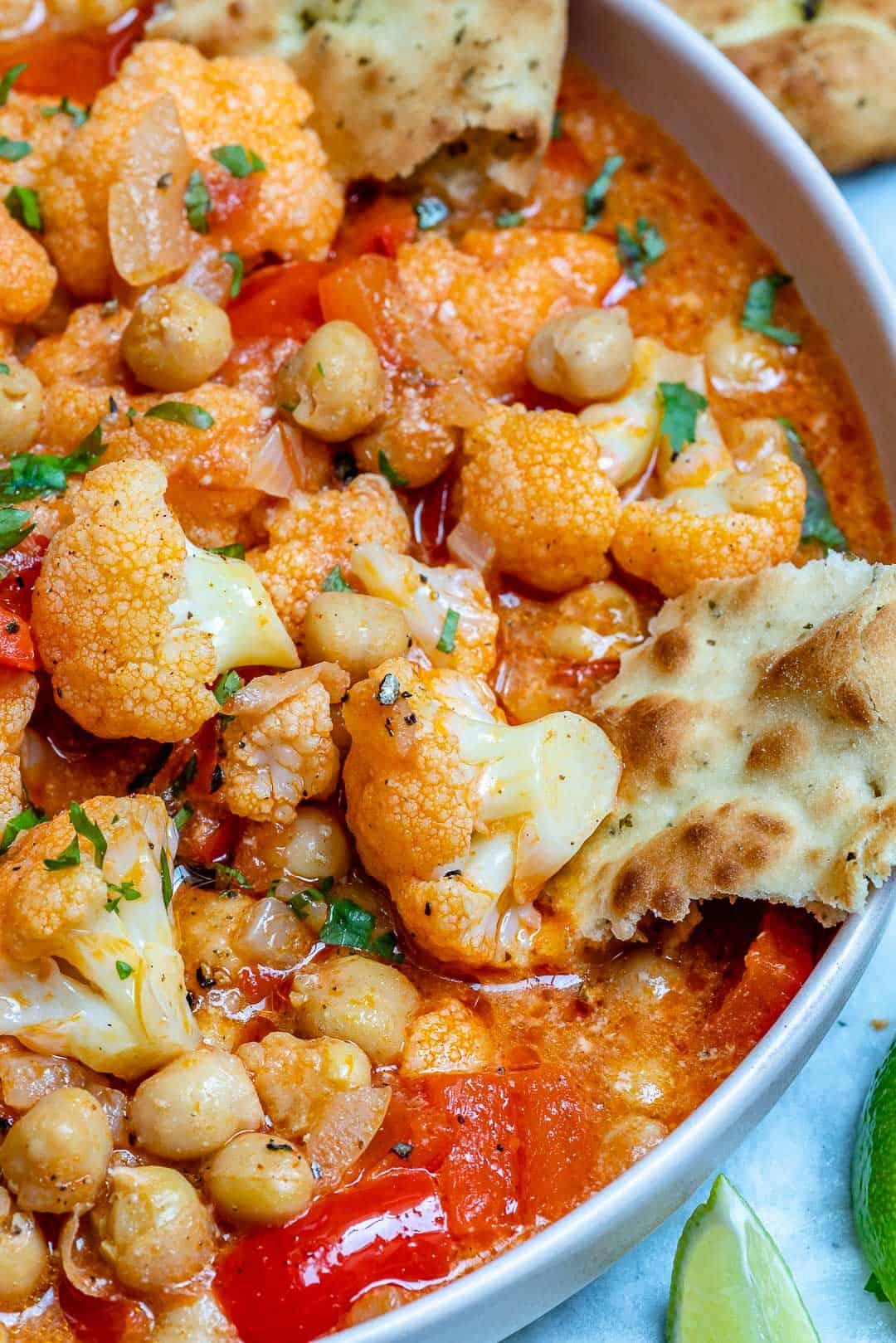 creamy vegetarian curry recipe