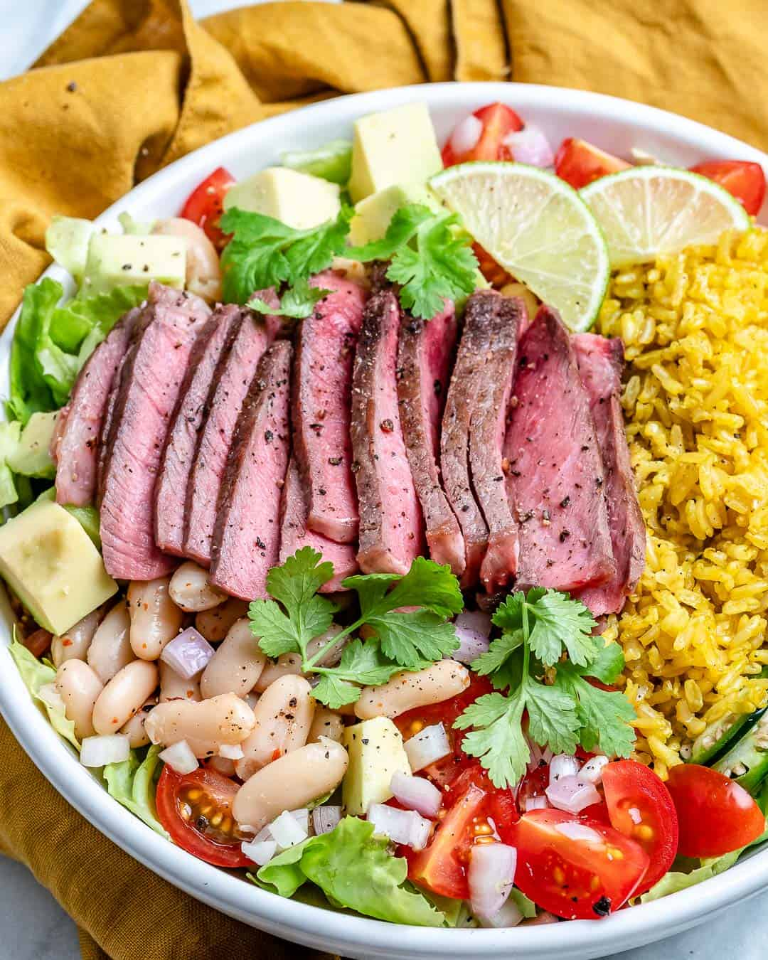 healthy carne asada recipe