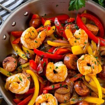 the best cajun shrimp recipe with veggies