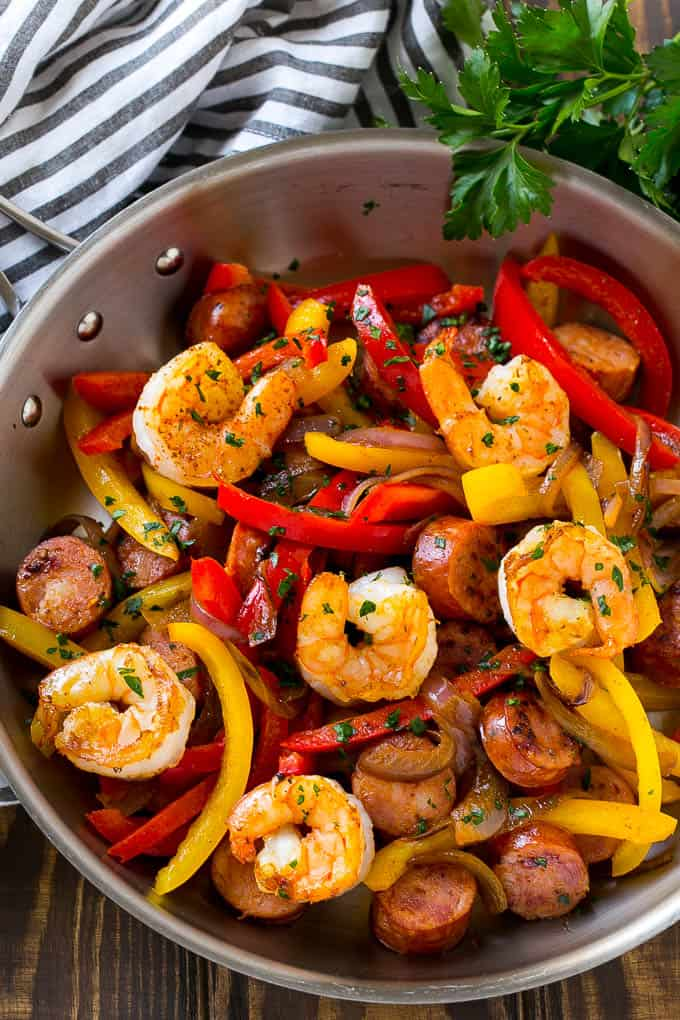 the best cajun shrimp recipe with veggies