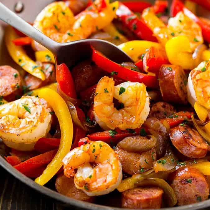easy keto shrimp recipe