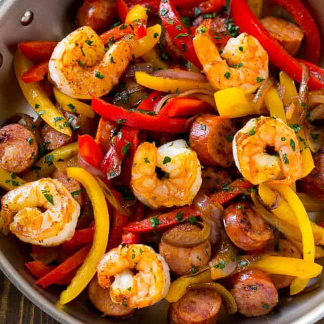 low carb shrimp recipe