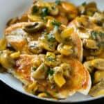 easy chicken marsala recipe
