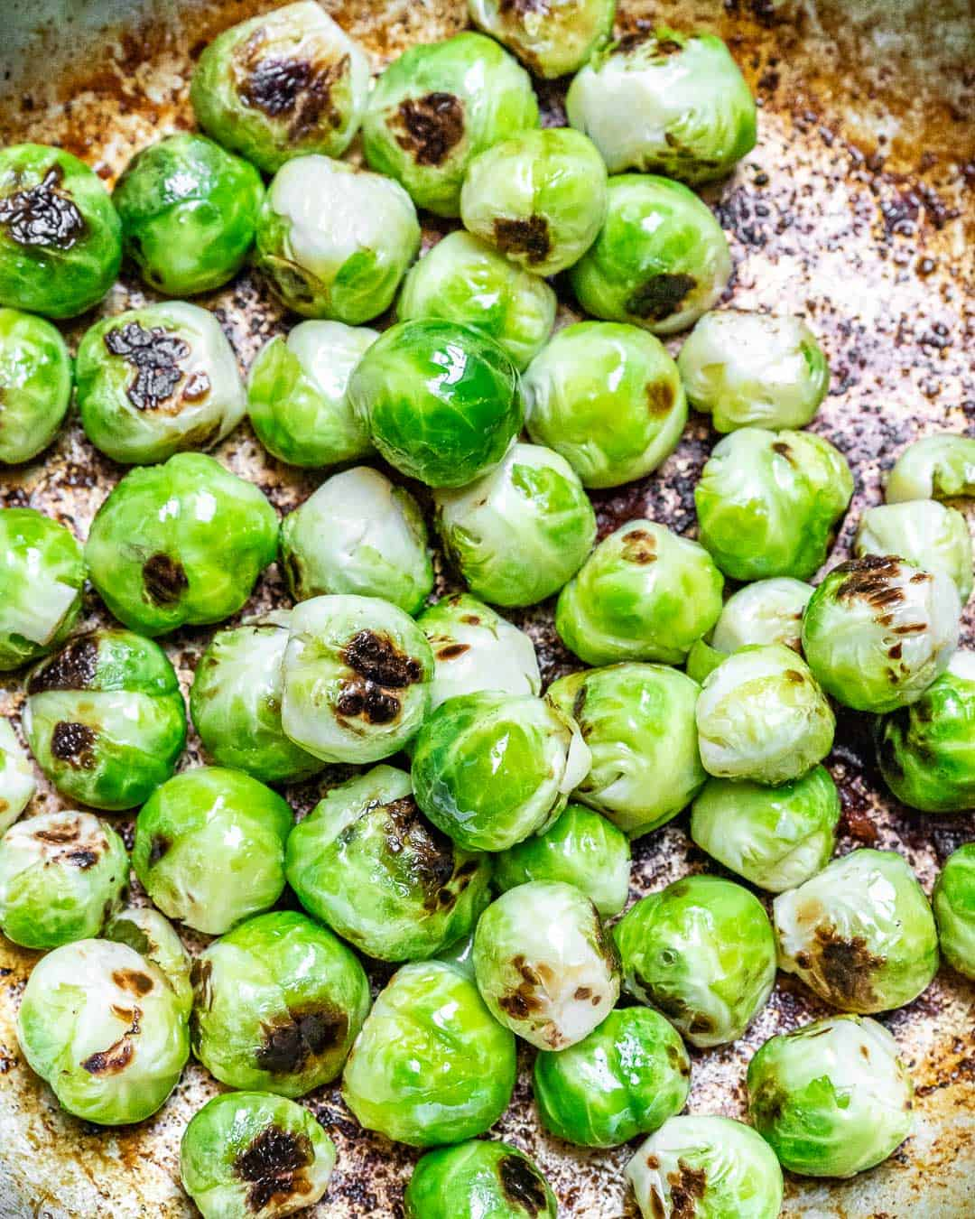 sautéed brussel sprouts