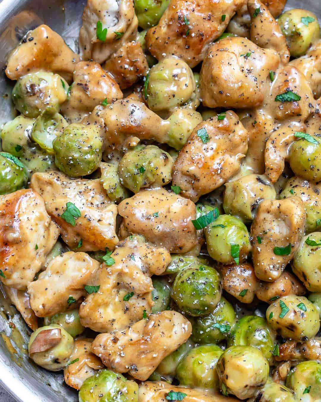 chicken dinner recipe with veggies