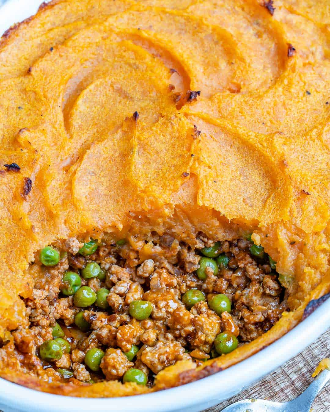 turkey shepherd's pie recipe